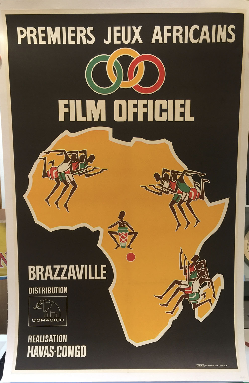 """African Games of 1965"""