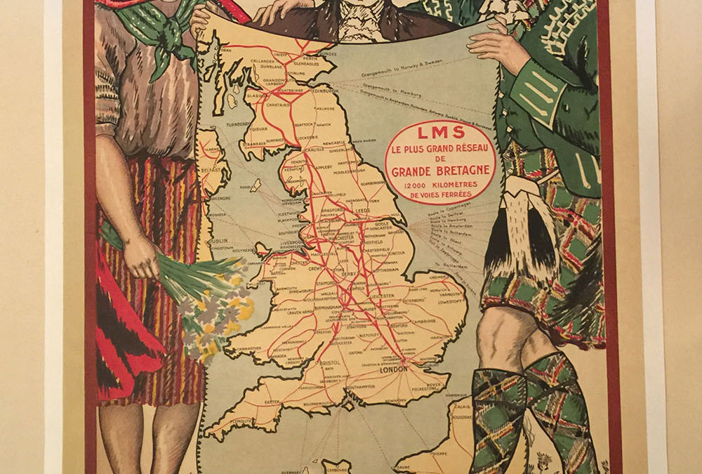 London Midland & Scottish Railway C. 1925