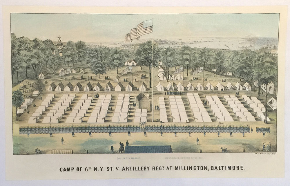 Camp Millington Baltimore