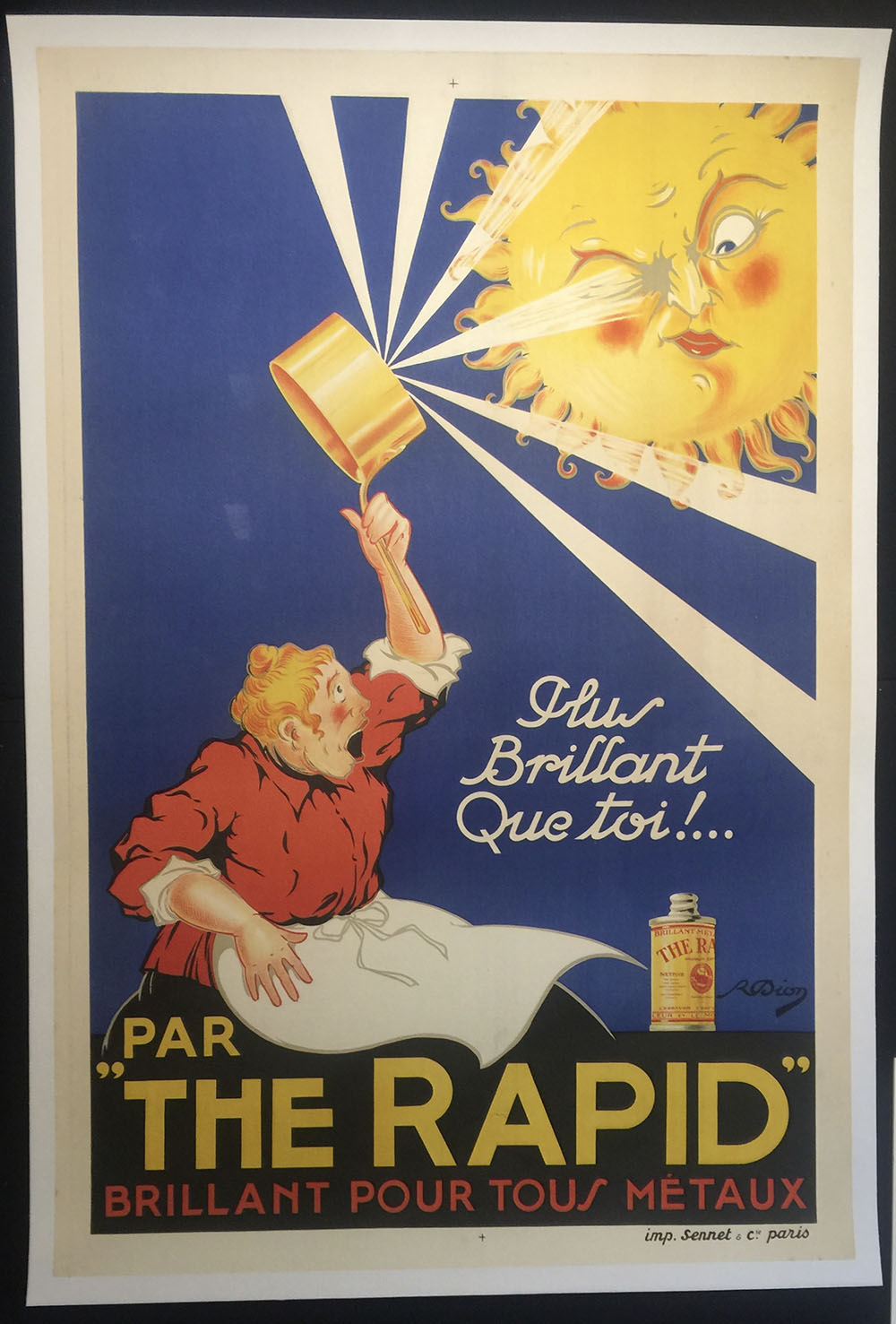 The Rapid French 1910