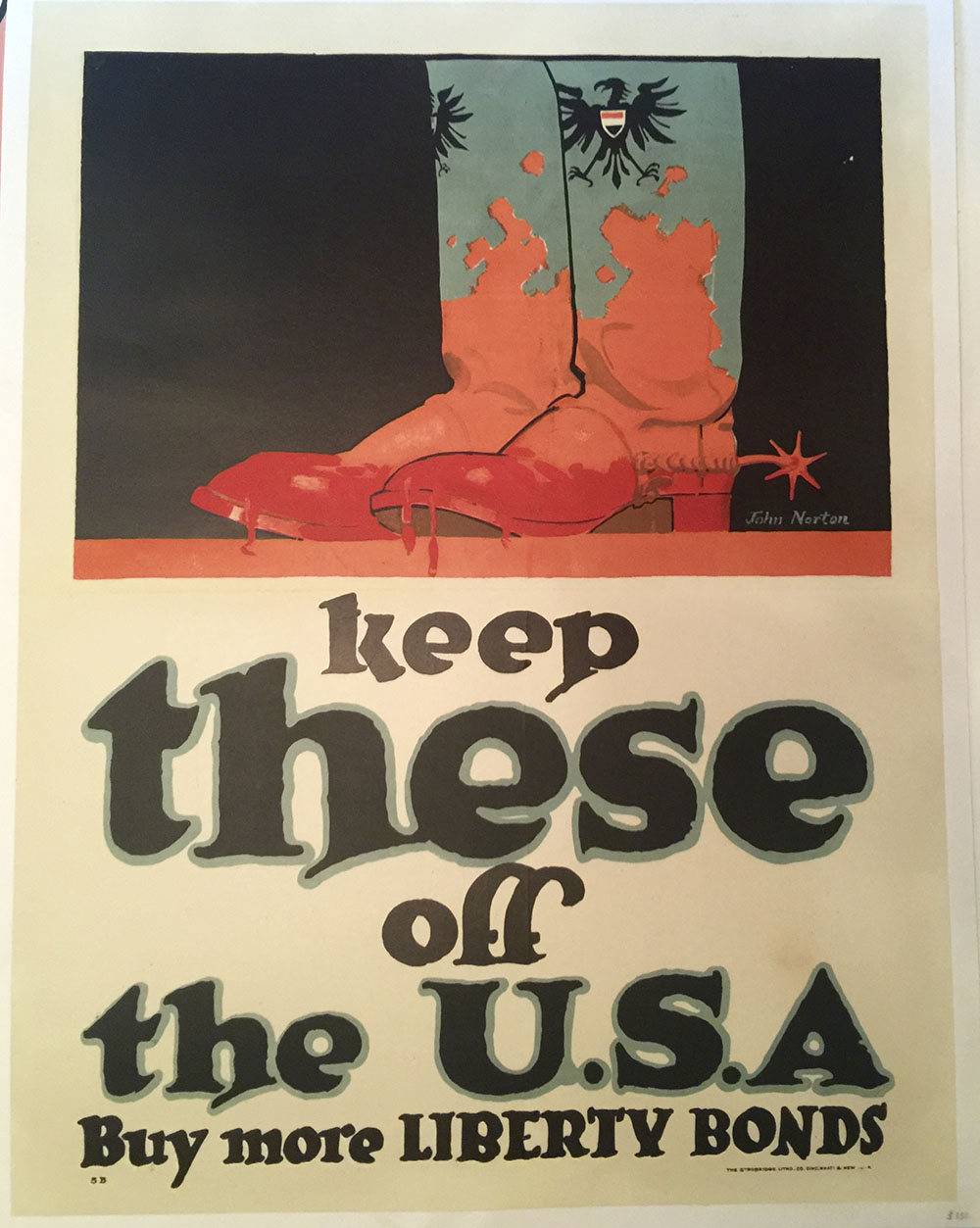 WWI-Era Liberty Bonds Poster